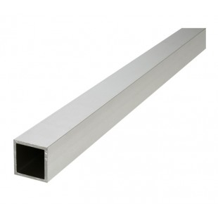 4 Metre Aluminium Box Section Floor to Ceiling Post Support