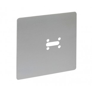 Retro Fit Cubicle Lock Replacement Cover Plate