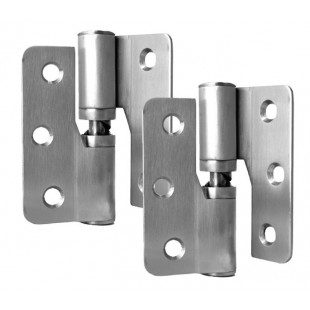 All Stainless Steel Toilet Cubicle Hinges in Grade 316