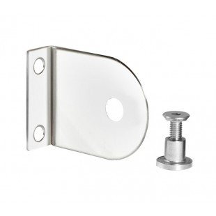 L Shaped Cubicle Brackets for 13mm Board