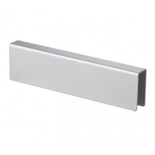 3 metre Stainless Steel U Channel Headrail for 13mm Board