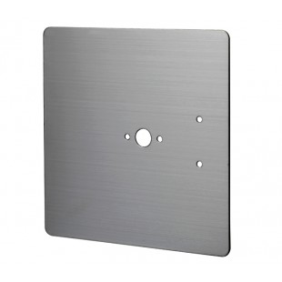 Retro Fit Stainless Steel Cover Plate for Cubicle Lock