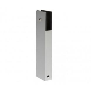 Aluminium 150mm High Rectangular Leg Support