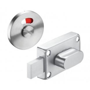 Face Fix Stainless Steel Cubicle Door Locks