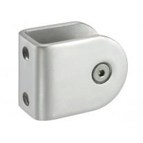 Aluminium Toilet Cubicle U Brackets for 20mm Board