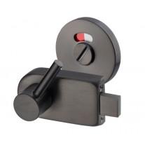 Matte Black Stainless Steel Indicator Bolt - Left Hand