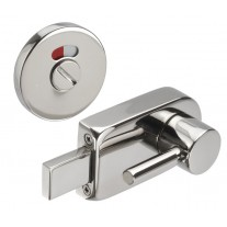 Polished Disabled Toilet Door Lock with Emergency Release