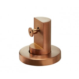 Copper Finish Toilet Cubicle Legs 20mm for 13mm & 20mm Board
