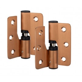 Copper Gravity Hinge for Toilet Cubicles L/H