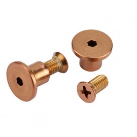 Copper Nuts and Bolts for 20mm Partition