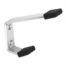 Hooks for Cubicle Walls with Double Hat and Coat Peg