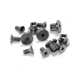 M5 Tee Nuts and Bolt Fittings for 13mm Partition