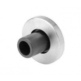 Tubular Stainless Steel Headrail Wall Fixing Rose