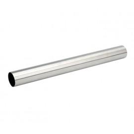 3 Metre Cubicle Headrail Tube in Grade 316 Stainless Steel