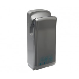 Gusto 3 Vertical Electric Commercial Hand Dryer – Storm Grey