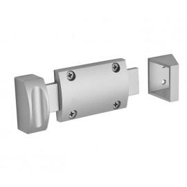 Modern Aluminium Slide indicator Bolt with Keep