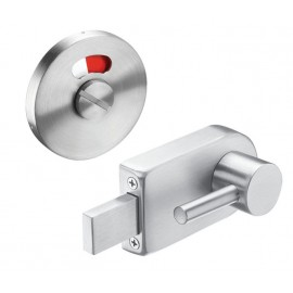 Stainless Steel Disabled Toilet Lock and Emergency Release