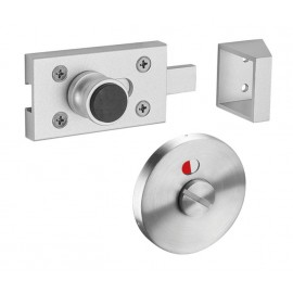 Toilet Cubicle Indicator Bolt with Keep